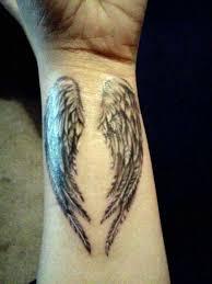 best 25 wing tattoos on wrist ideas on pinterest angel wing