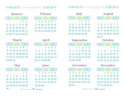 printable calendar 8 5 x 11 day 26 2015 year on a page printable calendars yearly calendar