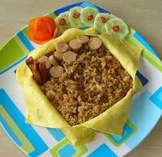 membuat nasi goreng cur telur resep cara membuat nasi goreng selimut telur dadar http dapursaja