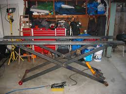 motorcycle lift table plans motorcycle scissor lift table plans inspirational motorcycle lift