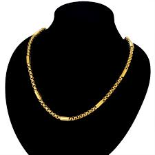 necklace for thnic thick gold chain necklace for men wholesale gold color