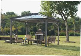 Sheridan Grill Gazebo by 100 Hardtop Gazebo Backyard Creations Gazebo Parts Home