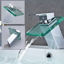 Bathroom Waterfall Faucet 711ep9crgel Sl1010 Cartridge Faucet Auralumac2ae Modern Taps Mixer