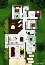 Casa Bella Floor Plan Modelo Coral Casa Bellacasa Bella