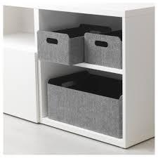 bestå box grey 25x31x15 cm ikea