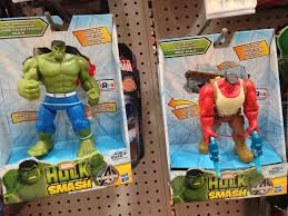 hulk agents smash figures toys released u0026 photos marvel