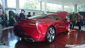 lexus car indonesia belakang lexus lc500 indonesia