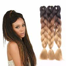 ombre kanekalon braiding hair hair braids ebay