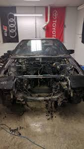 1988 starion 1uz fe vvt i swap am i over my head the