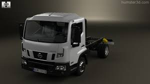 nissan truck 2014 360 view of nissan nt 500 chassis truck 2014 3d model hum3d store