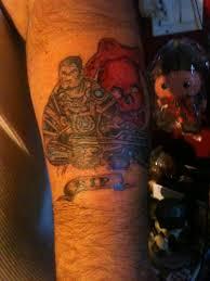 solis64 gears of war tattoo