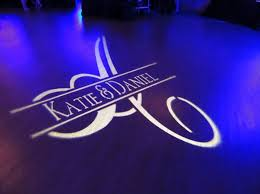 wedding gobo templates jd events san diego wedding event design monogram jd events