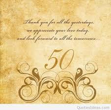 50 year wedding anniversary happy 50th marriage fascinating 50 year wedding anniversary