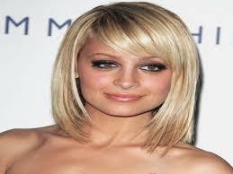 medium length bob hairstyles with bangs women medium haircut
