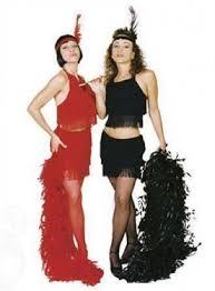 Halloween Flapper Costumes Flappers U0026 Gangsters Flapper Gangster Costumes Women