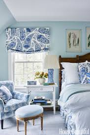 bedroom 2dc66df1ae9f9a3570d6a590b3d52e68 blue white bedrooms