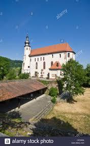 Mosbach Baden Tempelhaus Ehemaliger Palast Jetzt Eine Kirche Stadtteil