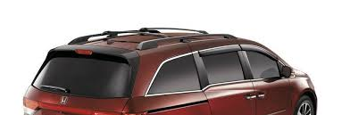 honda odyssey roof rails genuine oem honda odyssey complete roof rack with rails crossbar
