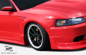 99 04 mustang kit free shipping on duraflex 99 04 ford mustang cbr500 wide