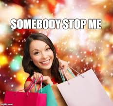 Christmas Shopping Meme - here are the best after christmas sales