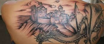 54 castle tattoos with historical and powerful meanings tattoos win