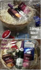 Date Night Basket Valentine U0027s Date Night At Home Featuring K Y Love We U0027re Parents