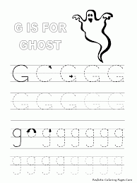 letter g coloring pages preschool coloring home