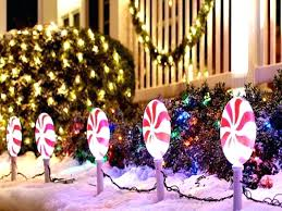 outdoor yard decorations led outdoor yard