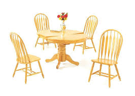 Light Oak Dining Table And Chairs Light Oak Dining Room Furniture Light Oak Dining Table With White