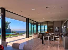 interior of luxury homes warm luxury home on sunset
