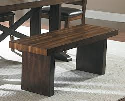 Dining Room Bench With Back by Modern Dining Bench Bench Decoration