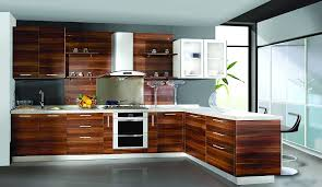 glossy veneer kitchen cabinets used kitchen cabinets with wood