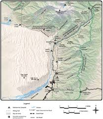 Colorado Bend State Park Map by Great Sand Dunes Maps Npmaps Com Just Free Maps Period