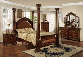Black And Brown Bedroom Furniture Bedroom Comfortable Black Leather Tufted Bed By Macys Bedroom