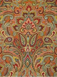 casbah madder fabric by color