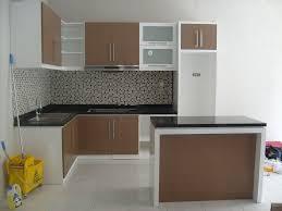 Kitchen Set Minimalis Hitam Putih 4 Kitchen Set Kayu Pallet Yang Menarik Modelkitchensetnya