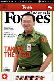 ahok kompasiana ahok on cover of forbes indonesia oleh putu djuanta kompasiana com