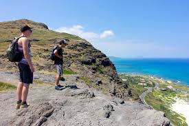 Hawaii the travelers images Makapu 39 u puka hike oahu now closed intentional travelers jpg