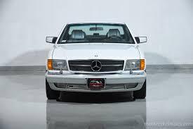 1991 mercedes benz 560 class 560 sec motorcar classics exotic