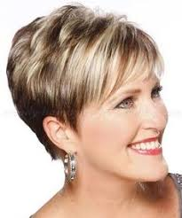 cropped hair styes for 48 year olds woman over 50 with ashort chic hair do for older women blonde