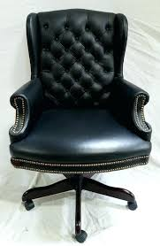 tufted leather desk chair tufted leather office chair cubukrehberim com