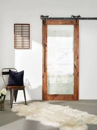 Painted Barn Doors by Home Design Painted Cinder Block Shelves Ironwork Designbuild