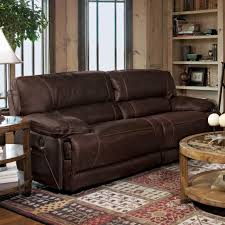 Power Reclining Sofas And Loveseats by Flexsteel Fleet Street Double Power Reclining Sofa Wayside