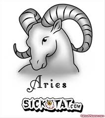 outline goat head aries tattoo design tattoo viewer com