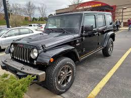 2015 jeep willys lifted 75th anniversary wrangler who u0027s got one jeepforum com