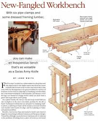 Simple Wood Workbench Plans by 385 Best Workbenches Images On Pinterest Woodwork Woodworking