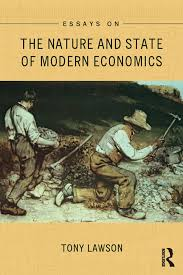 the nature and state of modern economics pdf download available