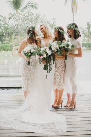 and white bridesmaid dresses best 25 lace bridesmaid dresses ideas on lace