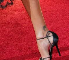 25 best ankle tattoos for girls images on pinterest hairstyle