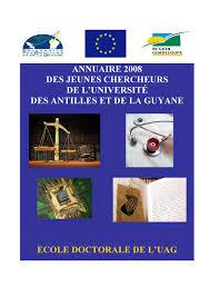 annuaire 2008 des jeunes chercheurs de l u0027uag by université des